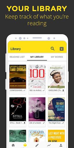 OkadaBooks ud83dudcd6 Free Reading App 4.1.8 screenshots 4