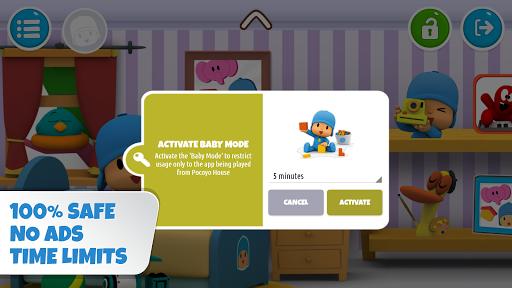 Pocoyo House: best videos and apps for kids apkdebit screenshots 13