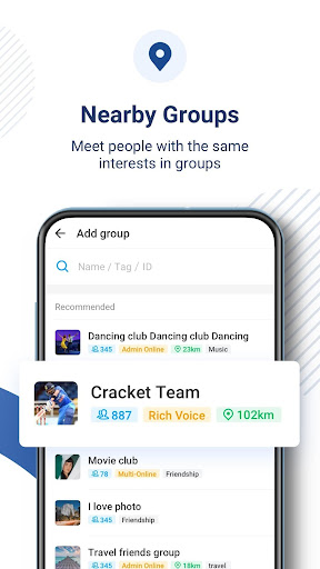 imo beta free calls and text apktram screenshots 6