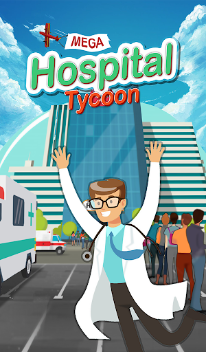 Idle Mega Hospital Tycoon - Hospital Builder Game 1.2.6 screenshots 1