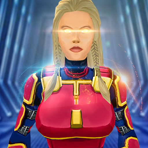 Baixar Captain Girl Hero Robot Gangster Crime para Android
