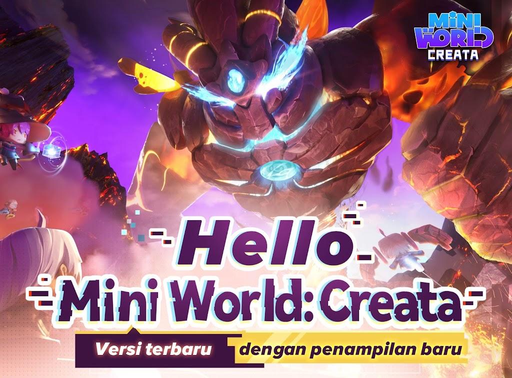 Mini World: CREATA poster 15