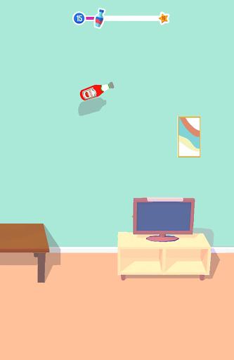 Bottle Flip Era: Fun 3D Bottle Flip Challenge Game apktram screenshots 8