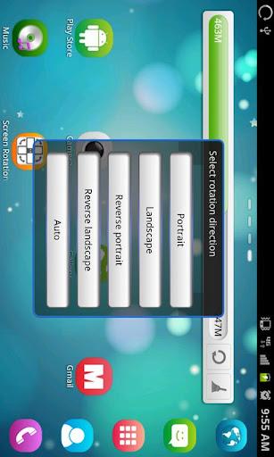 Screen Rotation Control  Screenshots 2