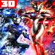 Ultrafighter3D:RBレジェンドファイティングヒーローズ