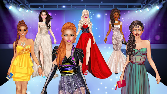 Fashion Model 2020 - Rising Star Girl 1.4 Screenshots 1