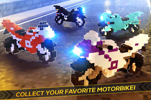 Blocky Superbikes Race Game - Motorcycle Challenge 2.11.43 screenshots 3