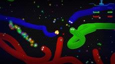 Snaky.io - ワームゾーン スネーク スリザリオ PvP. ヘビとワームの ゲームのおすすめ画像3