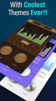 screenshot of Tiing: Volume Booster and Equalizer MP3 Player