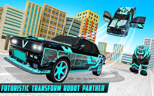 Panther Robot Transform Games screenshots 7