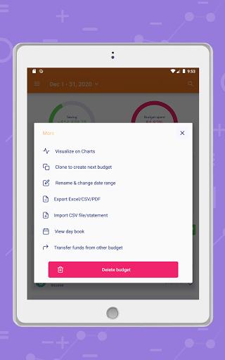 Monthly Budget Planner & Daily Expense Tracker apktram screenshots 14