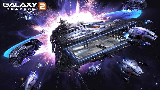 Galaxy Reavers 2 - Space RTS Battle 1.0.961 Screenshots 1