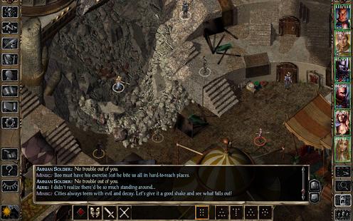 Baldur's Gate II - Screenshot 5