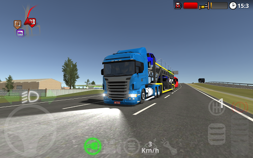 The Road Driver - Truck and Bus Simulator  screenshots 9