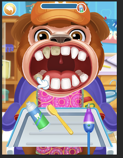 Children's doctor: dentist 1.0.4 screenshots 3