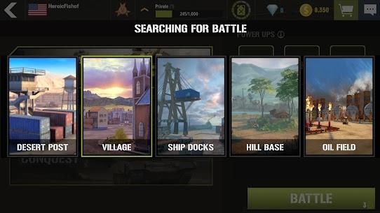 War Machines Tank Army Game Apk Mod Download 5