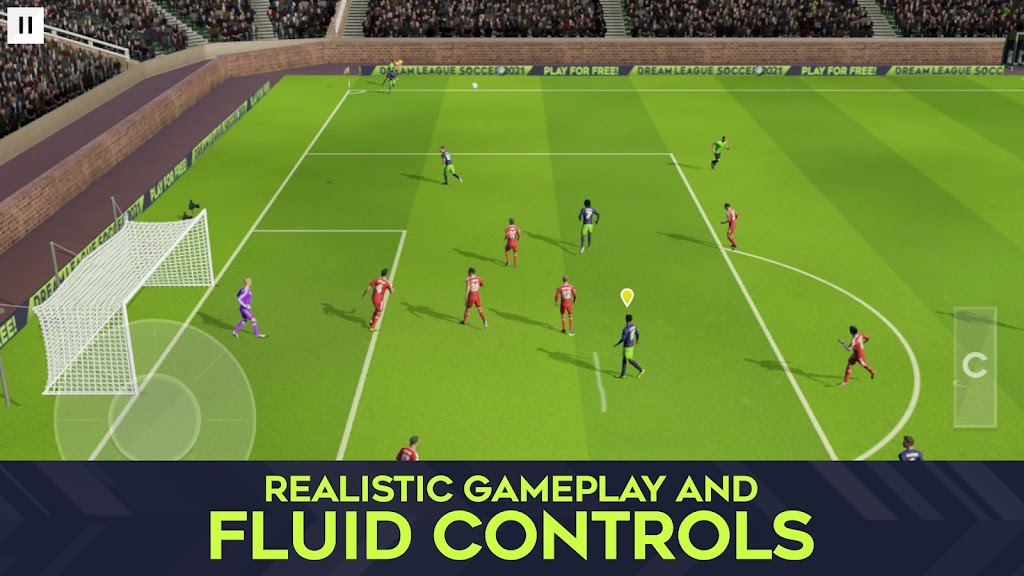 Dream League Soccer 2021 poster 1