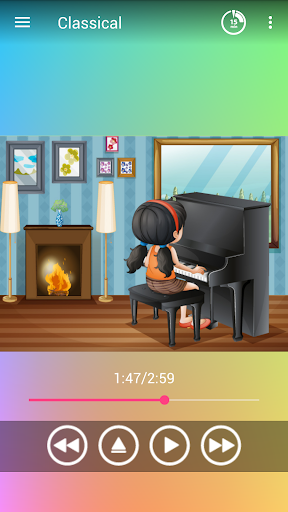 Classical music for baby Latest screenshots 1