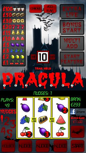 dracula fruit machine screenshot 3