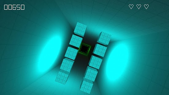 Tunn - the smallest game in the world Screenshot