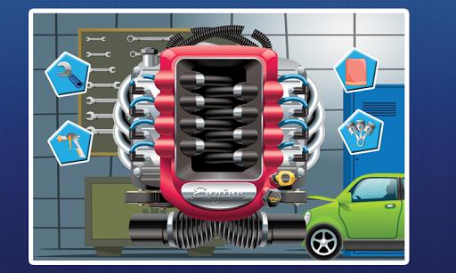 Engine Repair Mechanic Shop 1.2 screenshots 4