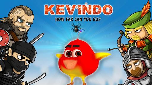 Télécharger Gratuit Kevindo Bird Adventure Game - Flapping Bird Game mod apk screenshots 5