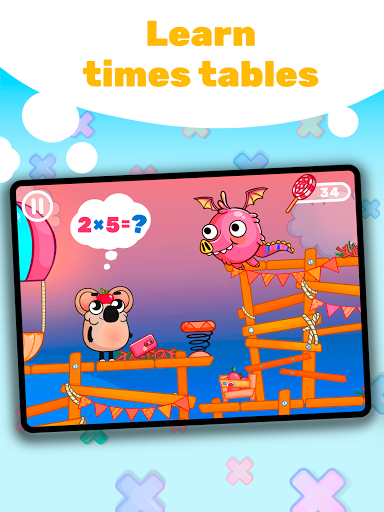 Engaging Multiplication Tables - Times Tables Game apkdebit screenshots 8