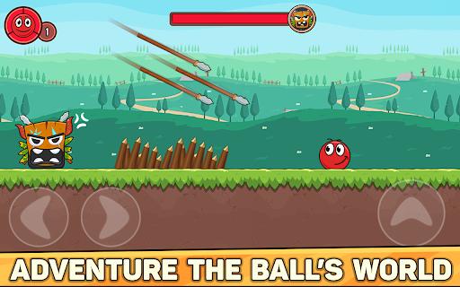 Bounce Ball 6: Red Bounce Ball Hero 5.2 Screenshots 11