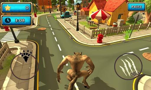 Monster Simulator Trigger City  screenshots 5