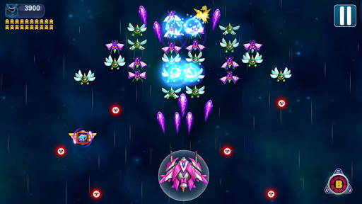 Galaxy Invader: Space Shooting 2020 apktram screenshots 5