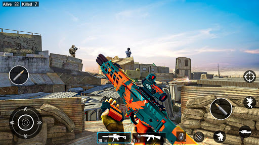 Real Commando Mission - Free Shooting Games 2020 3.5 screenshots 8