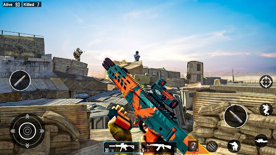 Real Commando Mission – Free Shooting Games 2020 8