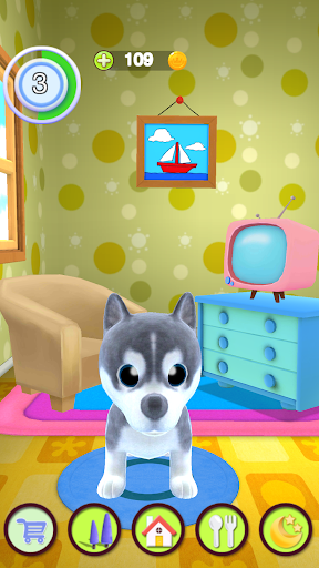 Talking Puppy 1.64 screenshots 3
