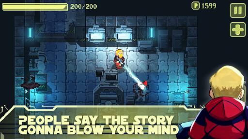 ailment: space pixel dungeon screenshot 2