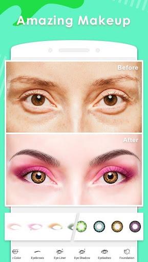 Makeup Camera-Selfie Beauty Filter Photo Editor 2.21 Screenshots 6
