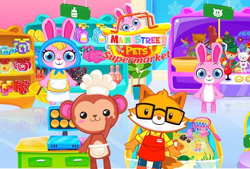 Main Street Pets Supermarket Games 1.3 screenshots 1