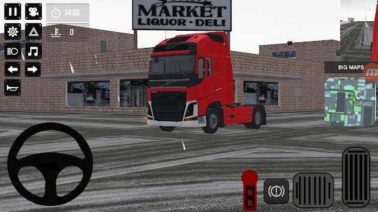 Truck Simulator Eastern Road apk