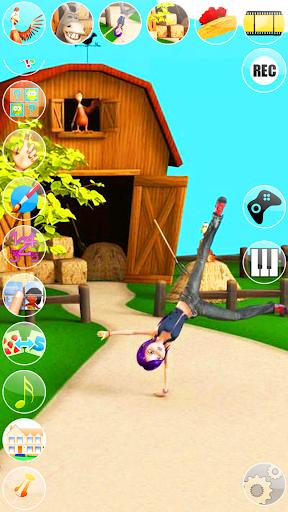 Talking Princess: Farm Village 2.6.0 screenshots 8