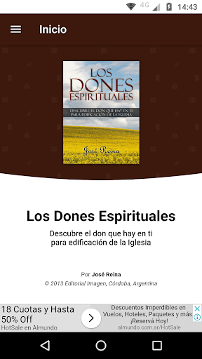 Los Dones Espirituales For PC Windows (7, 8, 10, 10X) & Mac Computer Image Number- 6