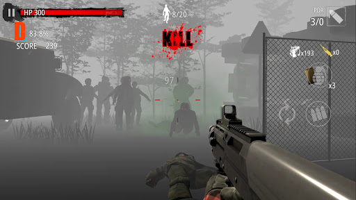 Zombie Hunter D-Day 1.0.806 screenshots 8