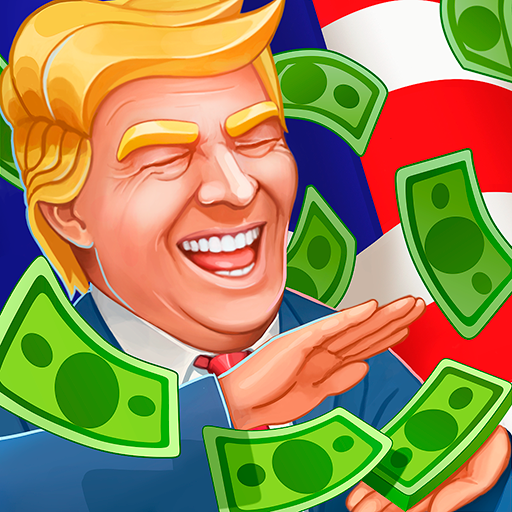 Trump's Empire: idle game