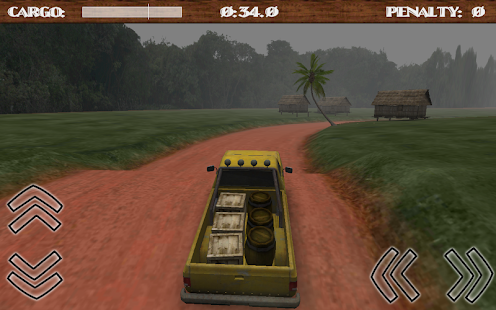 Dirt Road Trucker 3D Screenshot