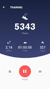 Pedometer –  Step Counter Free & Calorie Burner 3