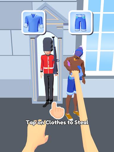 Clothes Thief  screenshots 13