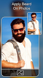 Beard Photo Editor - Beard Cam Live