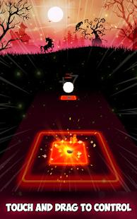 Neon Tiles Hop Color Ball : Forever Dancing Ball  screenshots 3