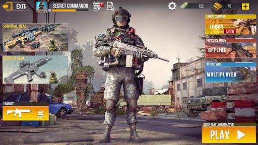 Real Commando Secret Mission - Free Shooting Games 14.6 screenshots 4