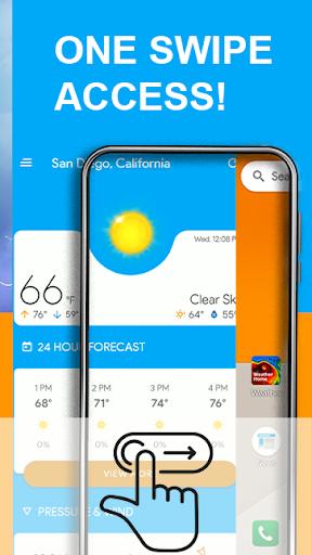 Weather Home - Live Radar Alerts & Widget modavailable screenshots 4