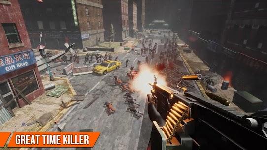 DEAD TARGET: Zombie Shooter (MOD Full Gold / Money) 5