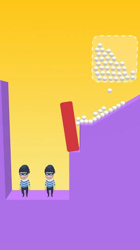 Draw & Hit: Kick the Robber! apkdebit screenshots 3